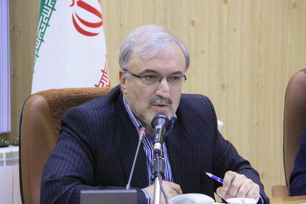 payantitr: Iranian Minister of Health and Medical Education Saeed Namaki