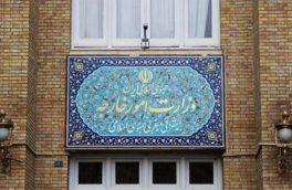 ایران به انفجار در بندر فجیره واکنش نشان داد