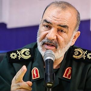 تبریک انتصاب سردار سرلشکر حسین سلامی به فرماندهی کل سپاه توسط چهره های سیاسی و نظامی
