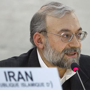 ایران از هر تعامل و گفت و گویی از موضع برابر استقبال می کند