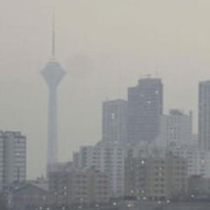 پایان تیتر: آلودگی تهران