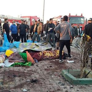 هویت ۴ شهید انفجار تروریستی حله در هالهای از ابهام