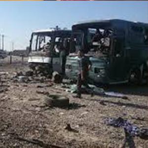 حادثه تروریستی در شهرستان چابهار + اولین تصاویر