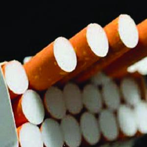 کاهش ۶۰ درصدی واردات سیگار