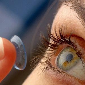 معضلی به نام لنزهای اجاره ای در آرایشگاه های زنانه!