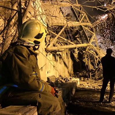 جزییات حادثه پاساژ پلاسکو/ آتشنشان فداکار به شهادت رسید+عکس