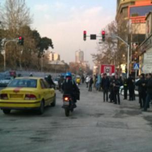 محدودیت ترافیکی جنوب به شمال خیابان فردوسی لغو شد