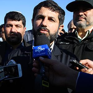 گزارش تصویری بازدید استاندار خوزستان و فرماندار کارون از شهرجدید شیرین شهر