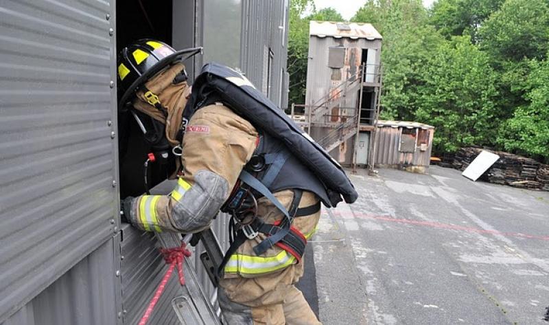 به روز ترین و جدیدترین تکنولوژیها برای آتش نشانان+تصاویر