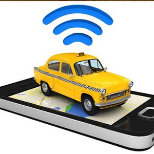 پایان تیتر: تاکسی اینترنتی