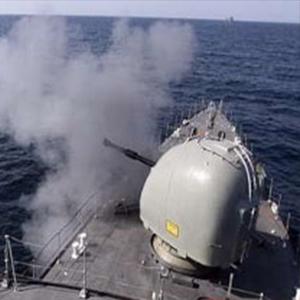 دزدان دریایی از حمله به کشتی ایرانی ناکام ماندند