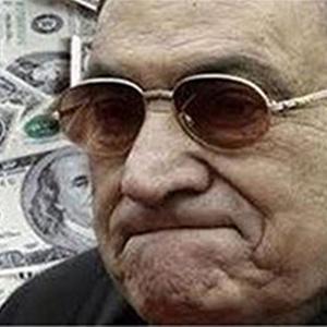 آماری تکان دهنده از میزان ثروت حسنی مبارک و پسرانش