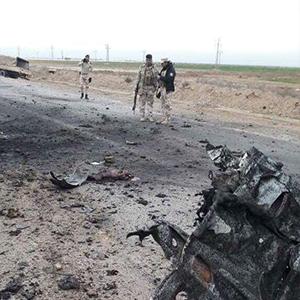لحظه نفسگیر انفجار کودک انتحاری داعش!+ تصاویر