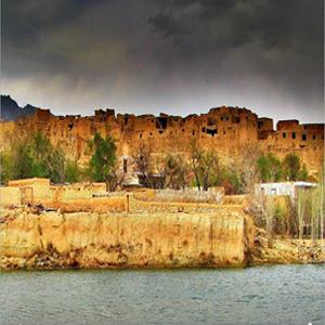 از قلعه تاریخی طرق به عنوان پایگاه ملی قلعه تا مراتع کروند و امامزاده باباعبدالله + تصاویر