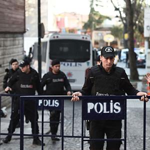 به ترکیه نیایید؛ ناامن است