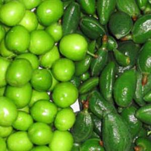 هسته «گوجه سبز» سیانور دارد!