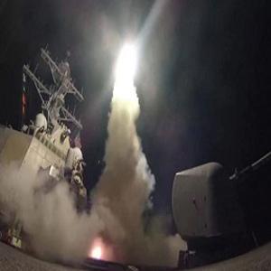 """دلایل شبیخون ترامپ به پایگاه نظامی """"الشعیرات"""" با موشکهای """"تاماهاوک"""""""