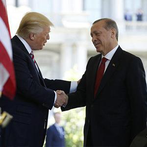 ترامپ: روابط بسیار عالی با ترکیه داریم