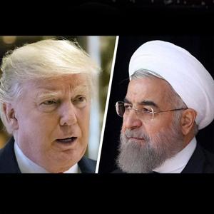 پایان تیتر: روحانی و ترامپ