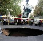 پایان نیوز: فرونشست تهران