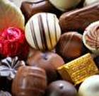 پایان تیتر: شکلات