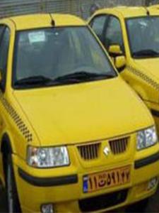 پایان تیتر: تاکسی تهران