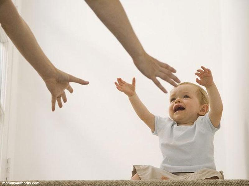 چگونه کودکمان را مستقل بار بیاوریم؟