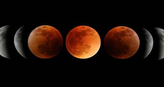 پایان تیتر: ماه گرفتگی