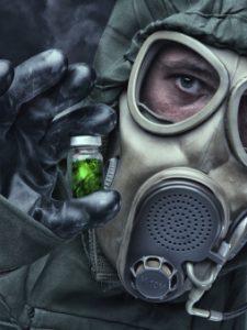 پایان تیتر: ترور بیولوژیکی