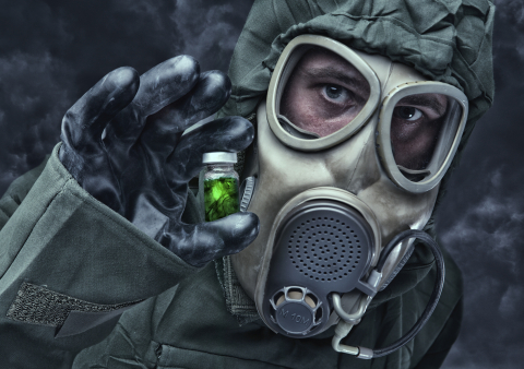 صدای پای مرگ با سِلاحی خطرناکتر از بمب و موشک