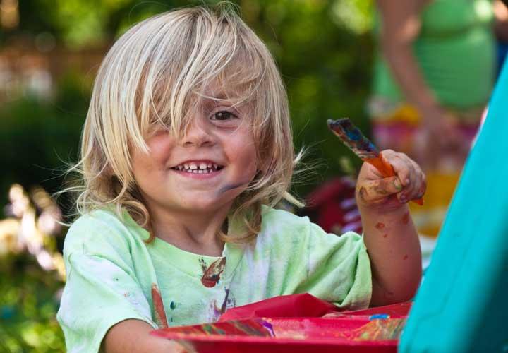 پایان تیتر: بالابردن عزت نفس در کودکان