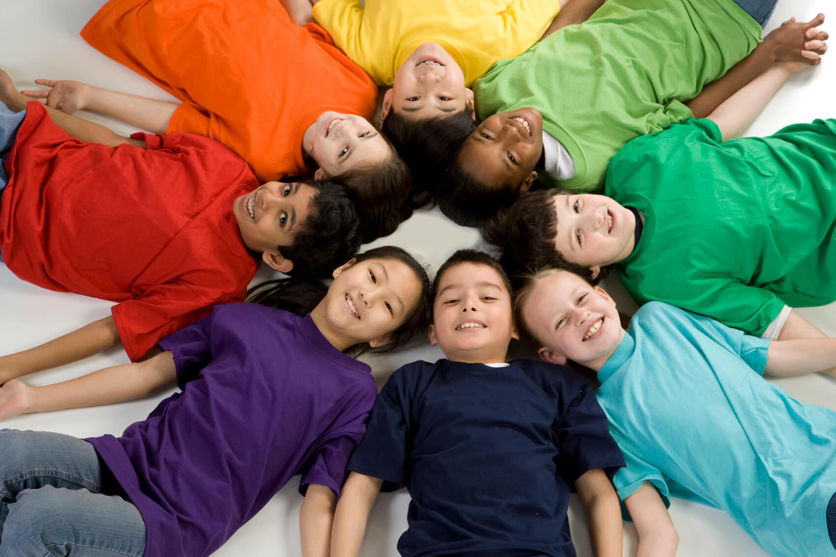 پایان تیتر: اجتماعی شدن کودکان