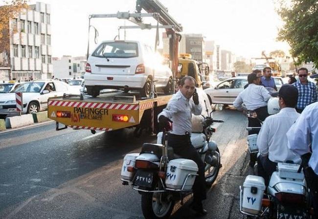پایان تیتر: محدودیت تردد خودرو پلاک شهرستان در تهران