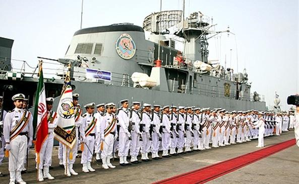 پایان تیتر: نیروی دریایی