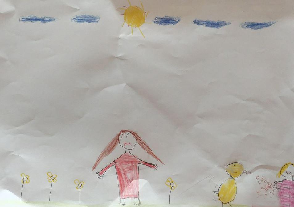 پایان تیتر: روانشناسی نقاشی کودکان