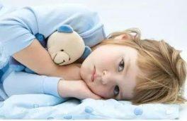 اختلال خواب در کودکان راشناسایی و درمان کنیم