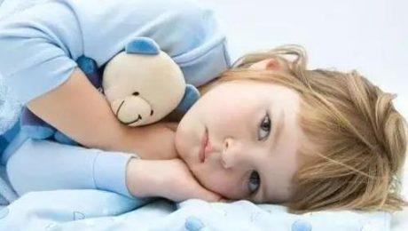 پایان تیتر: اختلال خواب در کودکان