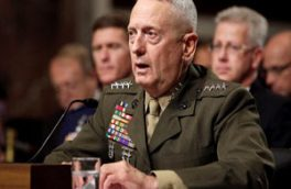 وزیر دفاع آمریکا استعفا داد