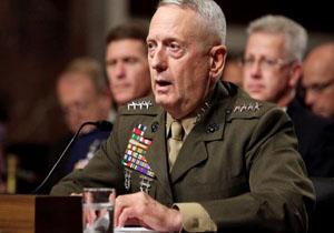 پایان تیتر: وزیر دفاع آمریکا