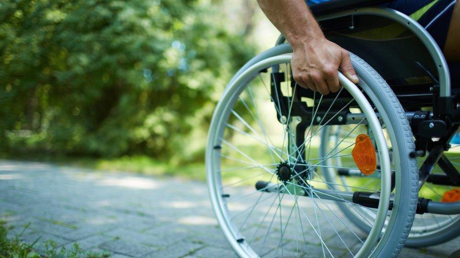 پایان تیتر: معلولان