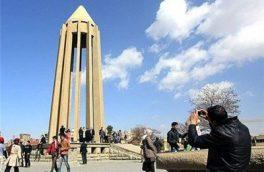 آمار ورود گردشگران خارجی به ایران + اینفوگرافی
