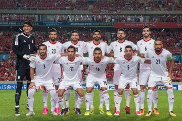 ترکیب احتمالی تیمهای ملی فوتبال ایران – ویتنام