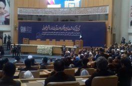 آیت الله هاشمی رفسنجانی بر انقلاب، کشور و نو اندیشی در حوزه حق بزرگی دارد