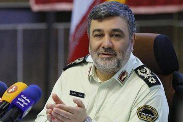 سرداراشتری درباره افزایش حقوق کارمندان نیروی انتظامی در سال ۹۸ توضیح داد