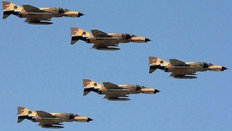 پایان تیتر: نیروی هوایی