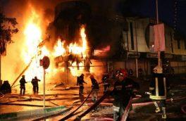 استانداری تهران درباره حادثه آتش سوزی کمپ ترک اعتیاد زنان توضیح داد