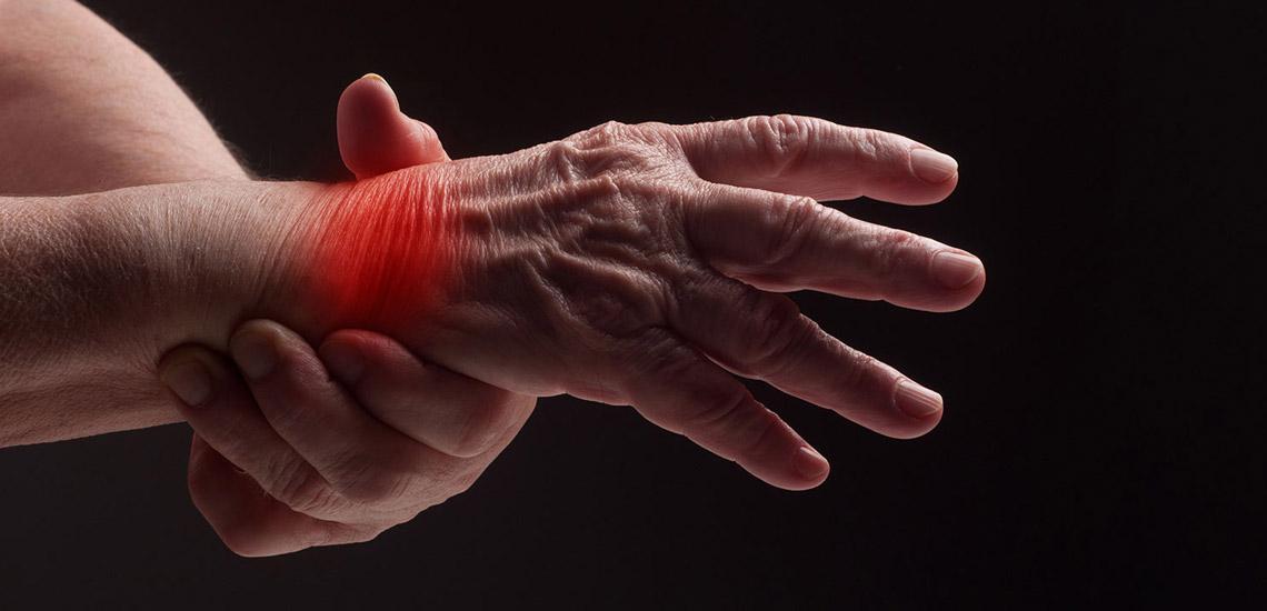 پایان تیتر: آرتریت چست و چگونه آنرا درمان کنیم؟