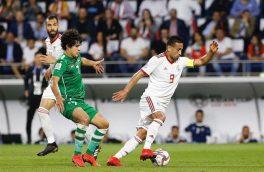 ایران ۰_۰ عراق، هردو تیم به نتیجه مساوی رضایت دادند