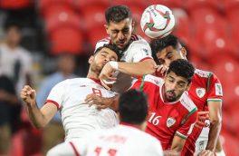 ایران ۲_۰ عمان را شکت داد و به جمع ۸ تیم برتر آسیا راه پیدا کرد