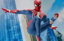بازی مرد عنکبوتی Marvel's Spider Man  به بازار عرضه شد